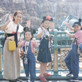 【東京ディズニーシー】話題の新アトラクション「ソアリン」に子どもと一緒に乗ってきました【動画あり】
