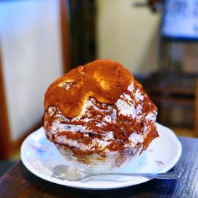 このかき氷を食べるために新幹線で熊谷へ。取材ライター偏愛メニューTOP3【かき氷の聖地・慈げんの絶品メニュー#3】