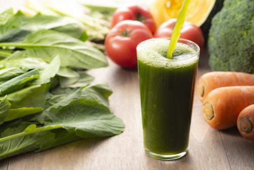 「自家製フレッシュジュース」この組み合わせがマイ・ベスト!入れると美味しい果物&野菜は