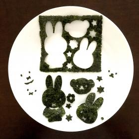 カルディで見つけたミッフィーの「カットのり」、学童弁当を救う!【kufura編集部日誌】