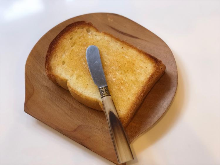 ごはん党の80歳料理家も納得!不動のベスト・オブ・食パン「フォション」の山型食パン【祐成陽子さんの、ずっと美味しいモノ】#2