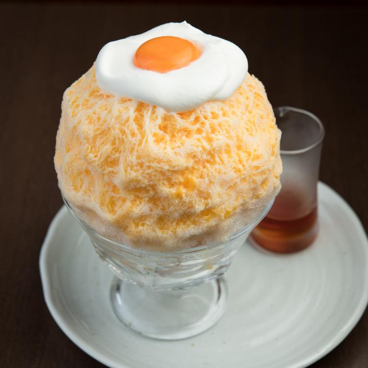 マツコも絶賛「変わってるけどおいしい」お料理系かき氷TOP3【かき氷の聖地・慈げんの絶品メニュー#2】