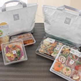 お弁当用にもいい感じ!「RF1」の保冷バッグはシンプルでマルチに使える