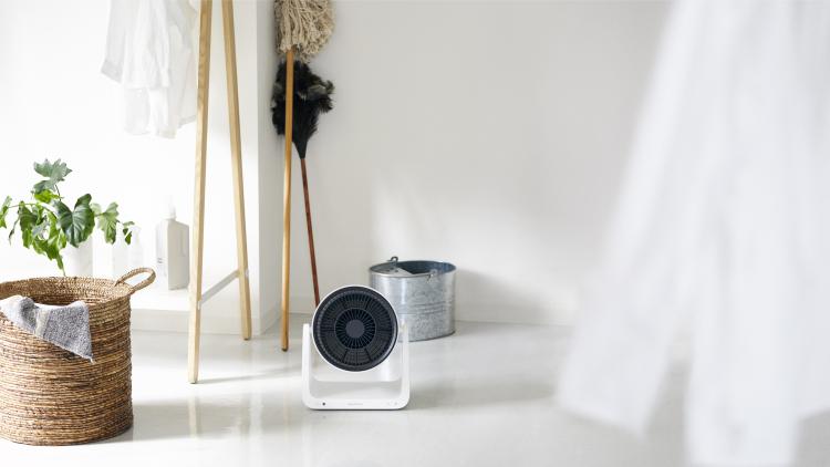 やさしい風だけじゃない!脱臭もできるバルミューダの新製品「GreenFan C2」が家中で大活躍の予感