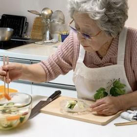 【和風ピクルス】94歳の現役料理研究家・鈴木登紀子料理教室を実況中継「ばぁば おけいこの時間」
