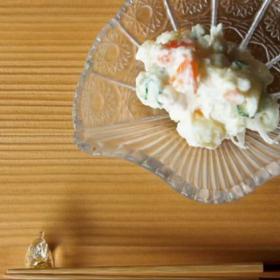 【ポテトサラダ ばぁば風】94歳の現役料理研究家・鈴木登紀子料理教室を実況中継