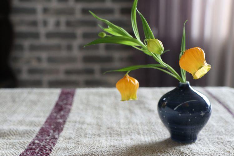 【プレゼント有り】「一輪挿し」を使ってグリーンのある気持ちのいい部屋づくり…あの話題の漫画から生まれた花器も!