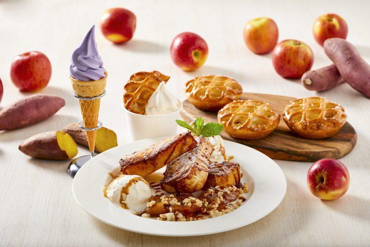 秋限定!「イケア」のレストラン&カフェで「アップル&スイートポテト フェア」開催