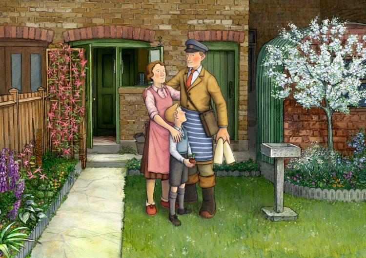 夫婦のささやかな幸せが胸を打つ、映画「エセルとアーネスト」。絵本を再現した手描き技術も堪能したい
