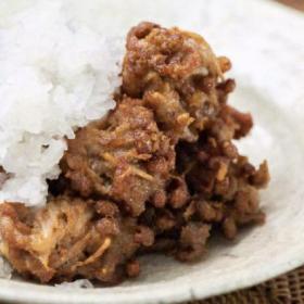 豚肉と紅しょうが×納豆の…魅惑コラボ!「納豆肉天」松田美智子の納豆スペシャリテ#3