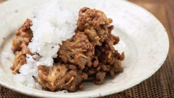 豚肉と紅しょうが×納豆の…魅惑コラボ!「納豆肉...