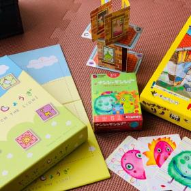 雨の日のおこもりに!子どもからばぁばまで一緒に遊べるアナログゲーム【kufura編集部日誌】