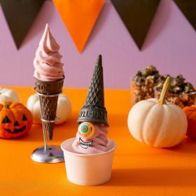 イケアで「ハロウィン フェア」スタート!お化けの顔のソフトクリームやコワカワドーナツ登場