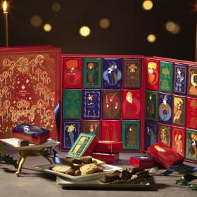 24種類のお菓子の箱を1日づつ開ける楽しみ!デメルのアドヴェントカレンダーにワクワクが止まらない