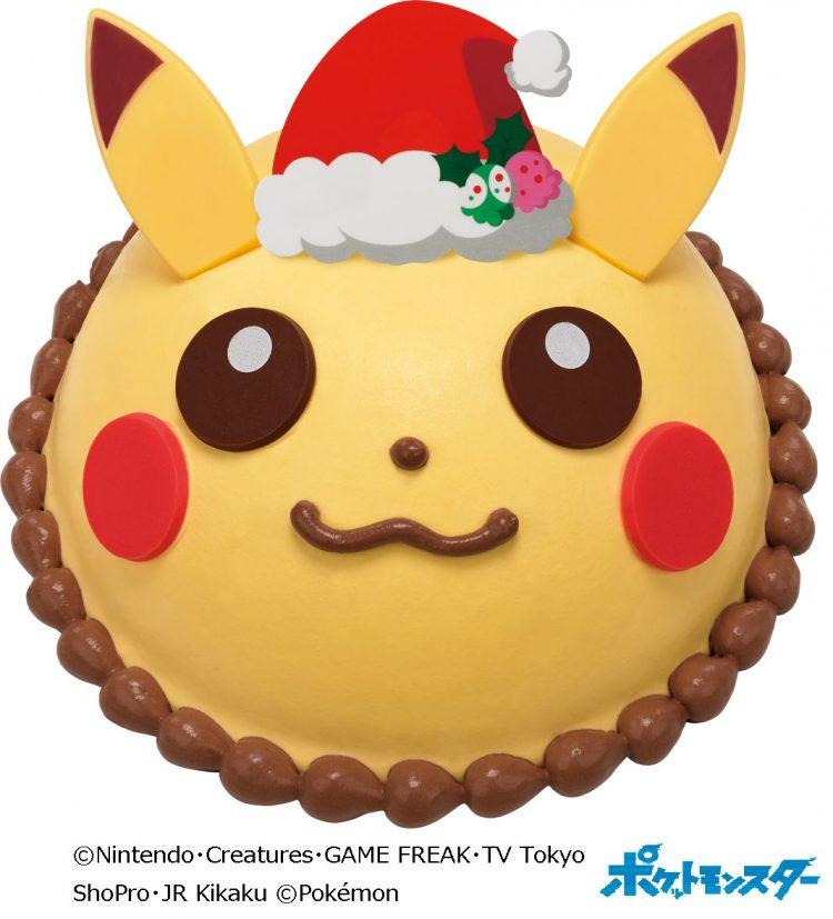 ピカチュウやミニオンがアイスケーキに!「サーティワン」でクリスマス限定キャンペーンが11月1日から開催