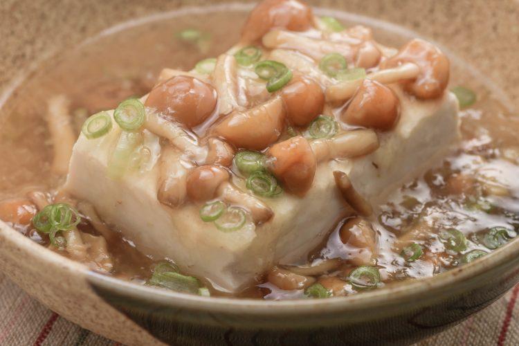 簡単 おかず 豆腐