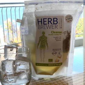 ポット要らずのハーブティ「HERB BREWER(ハーブブリュワー)」。旅の癒しグッズです【kufura編集部日誌】