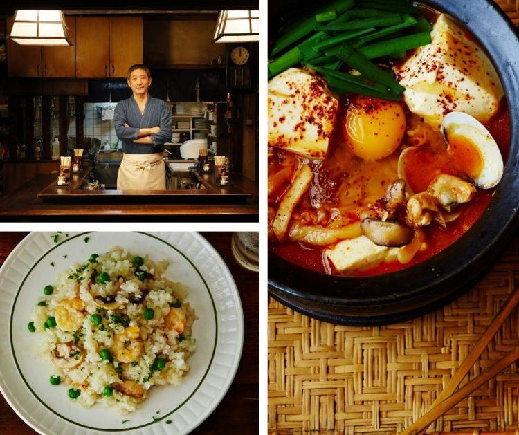 大人気ドラマ『深夜食堂』のレシピを家で!肌寒い季節に嬉しい「豆腐キムチチゲ」が絶品