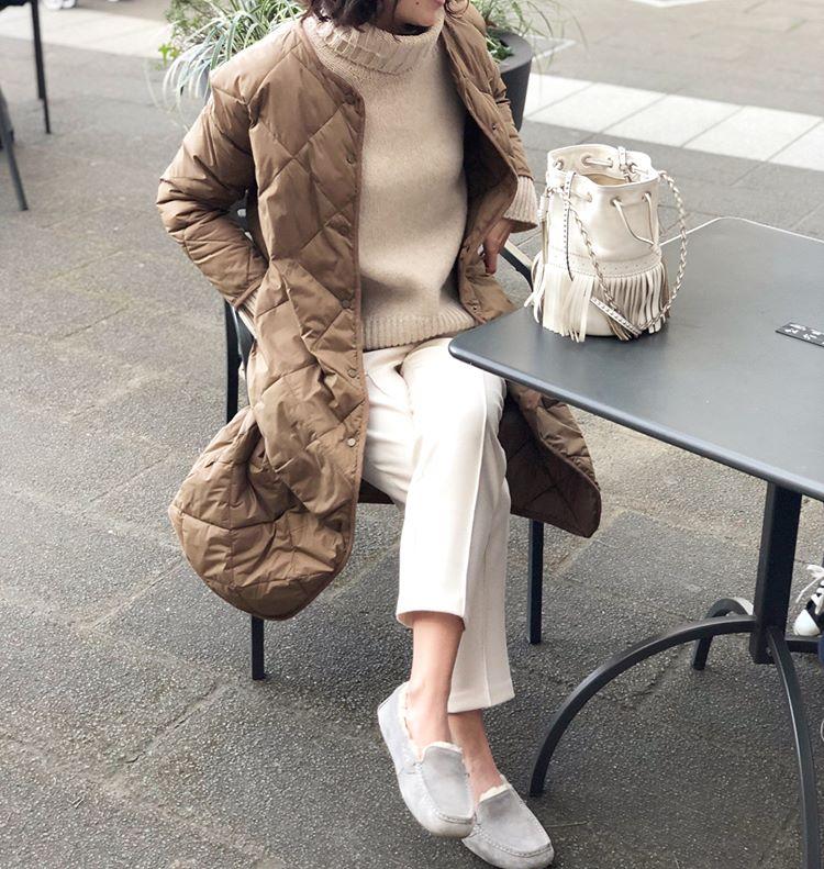 寒さ本番!大人の「ダウンコート」今年の着こなし、正解は?【kufuraファッション調査隊】