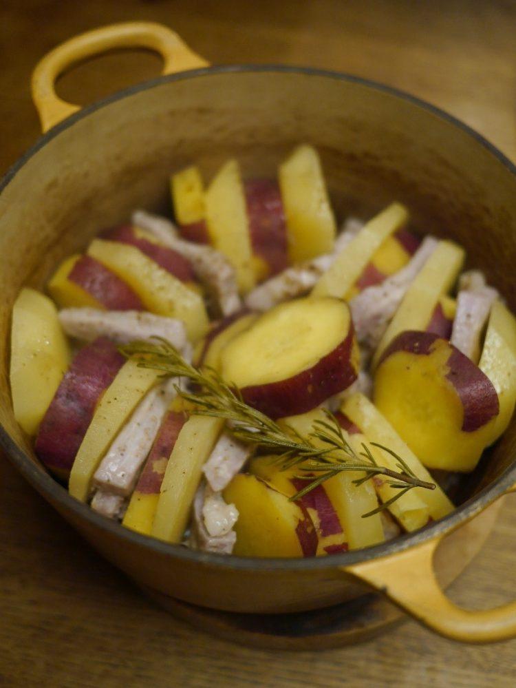 「塩豚」さえあれば!人が集まる日は大鍋どーんと出しちゃう料理で【お米農家のヨメごはん#18】