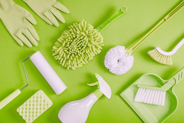 「大掃除に重宝するアイテム」ランキング…主婦が手放せないものTOP5