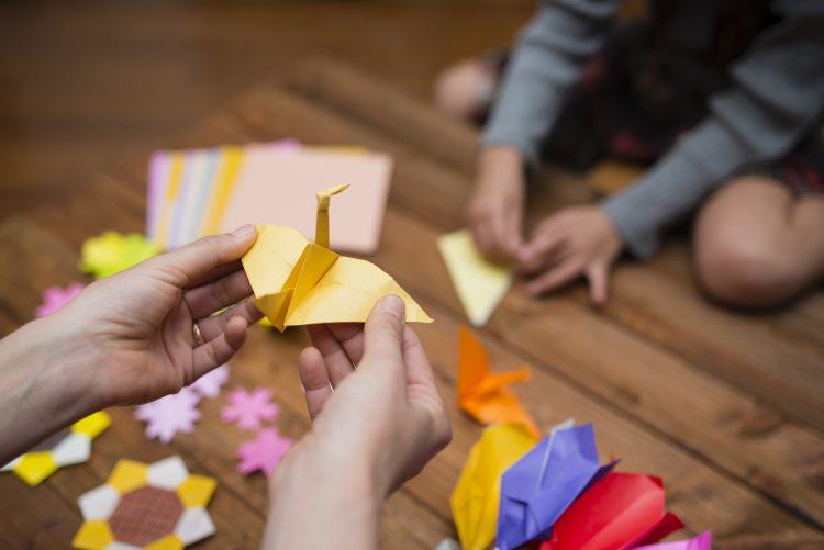「折り紙」英語で何て説明する?【知ってると便利な英語フレーズ#7】