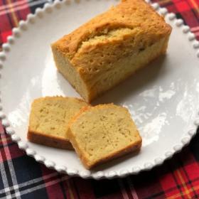 翌日もしっとり美味しい「バナナパウンドケーキ」の作り方!朝食におやつに…家族が喜ぶ味です