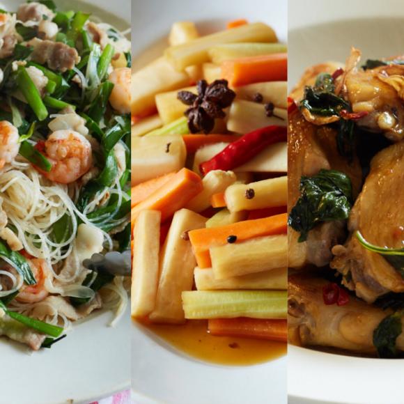 流行りの台湾の味をホムパで再現! ツレヅレハナコ流 「行った気になる」旅宴会レシピ