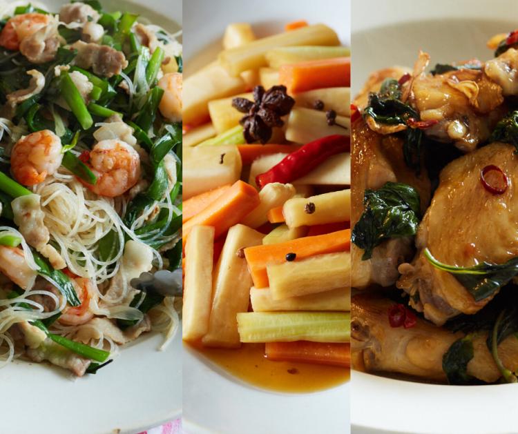 流行りの台湾の味をホムパで再現!ツレヅレハナコ流「行った気になる」旅宴会レシピ
