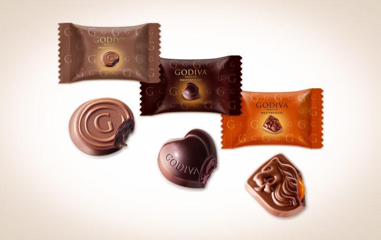 「ゴディバ」の傑作チョコがコンビニで買える!全国のローソン・ファミマで限定発売