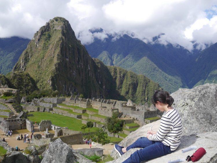 娘と海外旅に行けるのっていつまでだろう…ペルーへの家族旅で思ったこと【お米農家のヨメごはん#19】