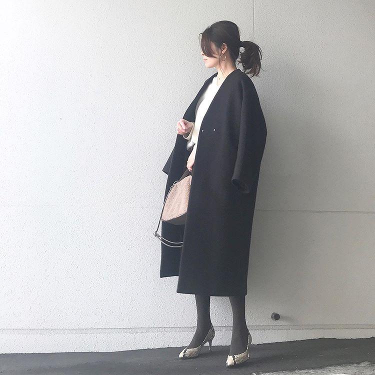 真冬の「スカート派」、足元は何をあわせてる?暖かさとおしゃれの両立は【kufuraファッション調査隊】