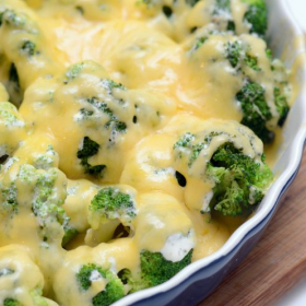 「やみつきブロッコリーレシピ」勢揃い!チーズをのせて焼けば、ホクホクとろーり