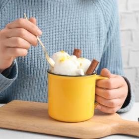 寒い日の美味しい食べ方!みんなのイチオシ「冬に食べるアイス」のアレンジレシピ