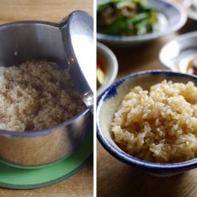 玄米食のススメ。圧力鍋は、使ってみると全然難しくない!【お米農家のヨメごはん#22】