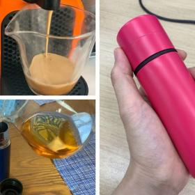 ミニ水筒を使って1カ月。使い道とよかった点、イマイチだった点は…【kufura編集部日誌】