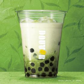 春の訪れを感じるドトールの「抹茶タピオカ」と「和風ミラノ」が3月19日から発売