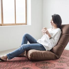 まるでソファーみたいな座り心地!私だけの「くつろぎ空間」手にいれました
