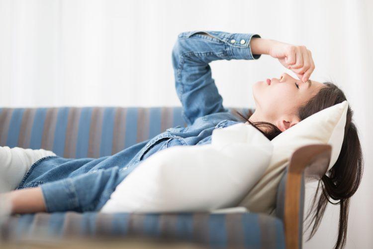 季節の変わり目は体調が悪くなる?女性311人に実態調査をしてみると…