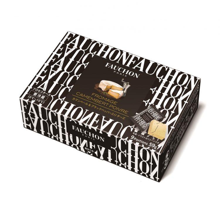 個包装も嬉しい!家飲みのお供にいかが?「フォション」ブランドのチーズが誕生