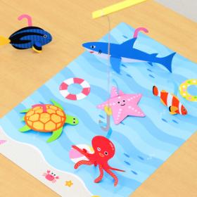 おうちで印刷して遊べる!子ども向けペーパークラフトなど「キッズ特集」キヤノンが公開