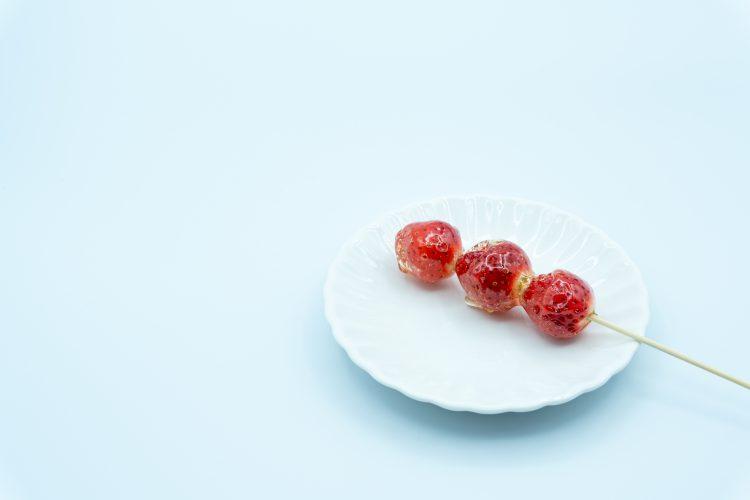 イチゴ飴、フルーツサンド、大福…イチゴの美味しさ無限大!自宅で作れる皆のいちおしイチゴレシピ