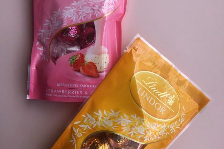 カルディ チョコレート リンツ リンドール