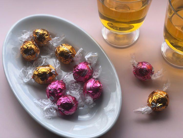 カルディ チョコレート リンツ