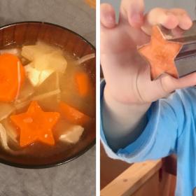 「100均の野菜抜型」で息子(3歳)と親子クッキングをしてみたら…【働くお母さんの、コレ買って大正解!】♯42