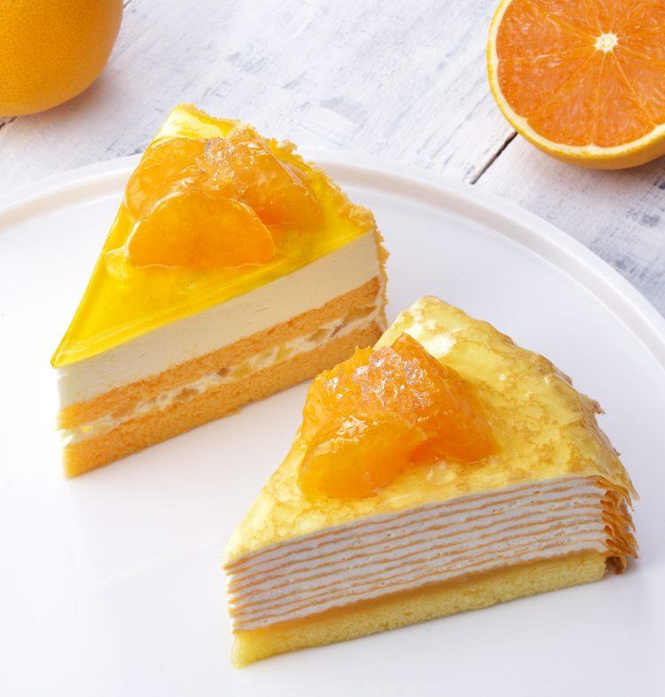 期間限定!銀座コージーコーナーの新作は、キリ クリームチーズ×柑橘フルーツの爽やかスイーツ