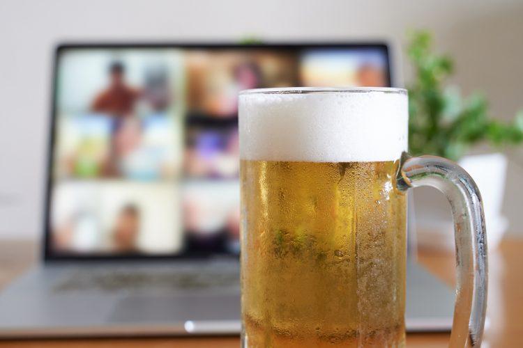 話題の「オンライン飲み会」をやってみた率直な感想…アリ派・ナシ派それぞれの理由は?