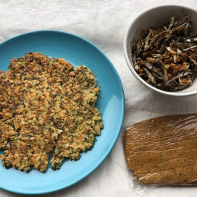 子どもがハマる「うちの地味おやつ」4レシピ。材料は小魚にきなこ、甘酒…体にも優しい!