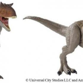 「ジュラシック・ワールド」の世界をフィギュアや連動アプリで楽しめる!恐竜フィギュアシリーズが続々登場