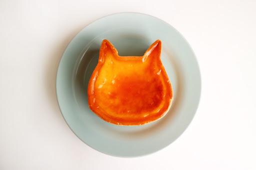 ねこ形がキュートな「ねこねこチーズケーキ」誕生!5月20日からお取り寄せも可能に